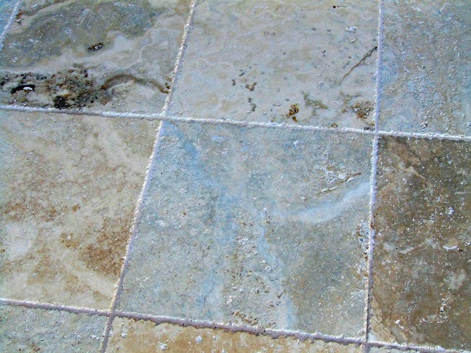 Nuovi lavori trattamento pavimento in pietra fatti nel 2015