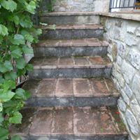 Recuperare pavimenti in cotto e pietra antichi vecchi e recenti.